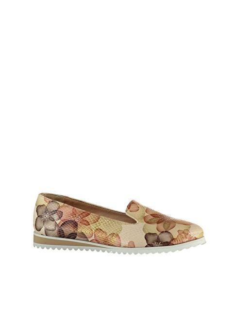 Elle Loafer Ayakkabı Bej